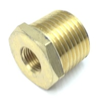 HOLDEN TEMPERATURE SENDER UNIT BRASS ADAPTOR REDUCER FITTING