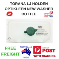 TORANA LJ  HOLDEN OPTIKLEEN NEW WASHER BOTTLE