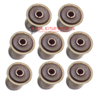 HOLDEN REAR CONTROL ARM BUSH KIT HQ HJ HX HZ WB MONARO STATESMAN KINGSWOOD