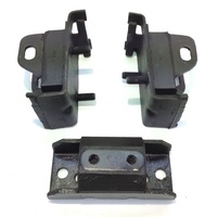 HOLDEN V8 ENGINE AND T400 GEARBOX MOUNT SET HQ HJ HX HZ WB