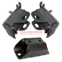 COMMODORE V8 VB VC VH VK VL ENGINE AND GEARBOX MOUNT SET
