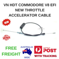 VN HDT COMMODORE V8 EFI NEW THROTTLE ACCELERATOR CABLE