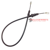 COMMODORE VB VC VH 4 - 6 CYL  4 SPEED TORQUEMASTER AND 5 SPEED B/WARNER NEW CLUTCH CONTROL CABLE