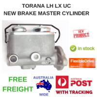LH LX UC HOLDEN TORANA SL SLR SS SLR SEDAN HATCH NEW DISC BRAKE MASTER CYLINDER