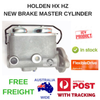 HOLDEN HX HZ KINGSWOOD PREMIER NEW DISC BRAKE MASTER CYLINDER DRUM REAR