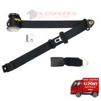 HOLDEN COMMODORE VT VX VY VZ STATION WAGON LH REAR SAFETY RECTRACTABLE INERTIA SEAT BELT