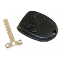 HOLDEN COMMODORE TWO BUTTON COMPLETE REMOTE VS VT VU VX VY VZ