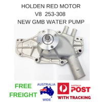 LH LX HOLDEN TORANA V8 253 308 4.2 5.0 LITRE  NEW WATER PUMP SUIT RED MOTOR