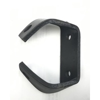 HK HT HG HOLDEN FRONT LH OUTER BUMPER BAR BRACKET GENUINE SECONDHAND