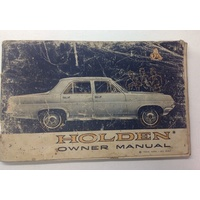 HOLDEN HD OWNERS MANUAL