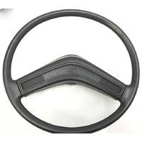 HOLDEN TORANA ORIGINAL SECONDHAND  BLACK STEERING WHEEL LJ LH LX UC HQ HJ HX HZ WB