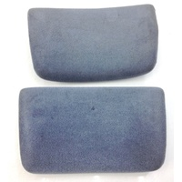 VL COMMODORE CALAIS FORMULA HDT ECT BLUE HEADREST INSERTS