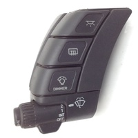 VN COMMODORE WIPER DEMISTER DIMMER BINNACLE SWITCH HOLDEN EXECUTIVE