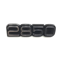 HOLDEN TORANA 2850 BADGE GUARD GENUINE SECONDHAND