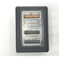 VL CALAIS HOLDEN COMMODORE CRUISE CONTROL SWITCH RESUME RESET