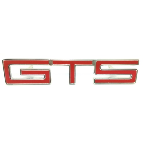 HT HOLDEN MONARO NEW GTS GRILLE BADGE