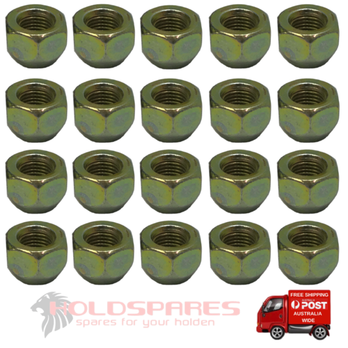 TORANA HOLDEN NEW WHEEL NUTS  LJ LH LX UC